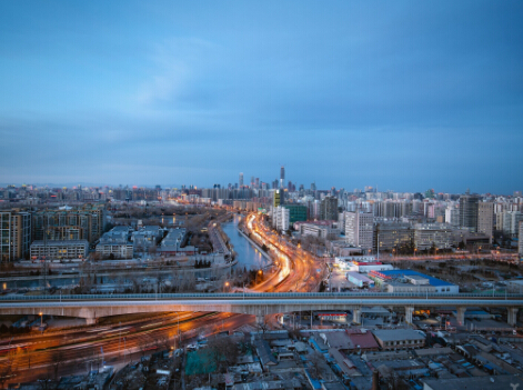 促进发展智慧城市
